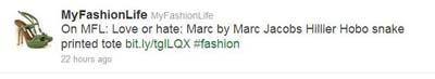 my fashion life tweet2