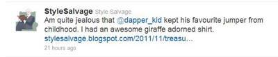 style salvage tweet2