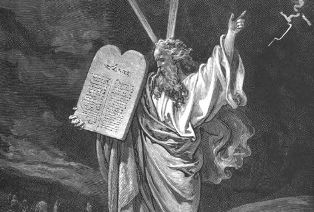 Moses would have chosen the new iPad
