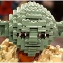 Lego Yoda by Gage Skidmore