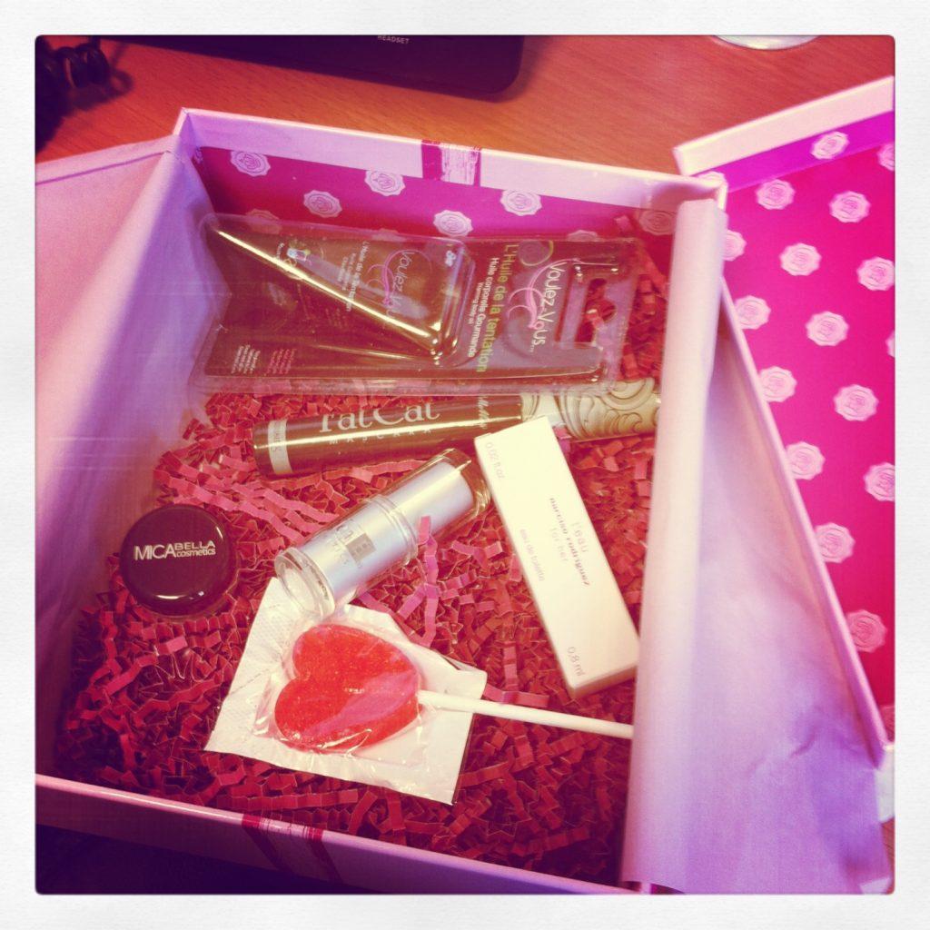 glossy box 2