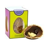 Dinosaur Easter egg