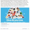 Sands Facebook Page