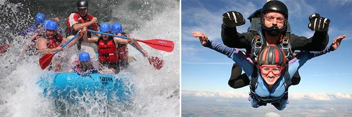 rafting-skydive