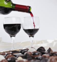 wine-chocolate