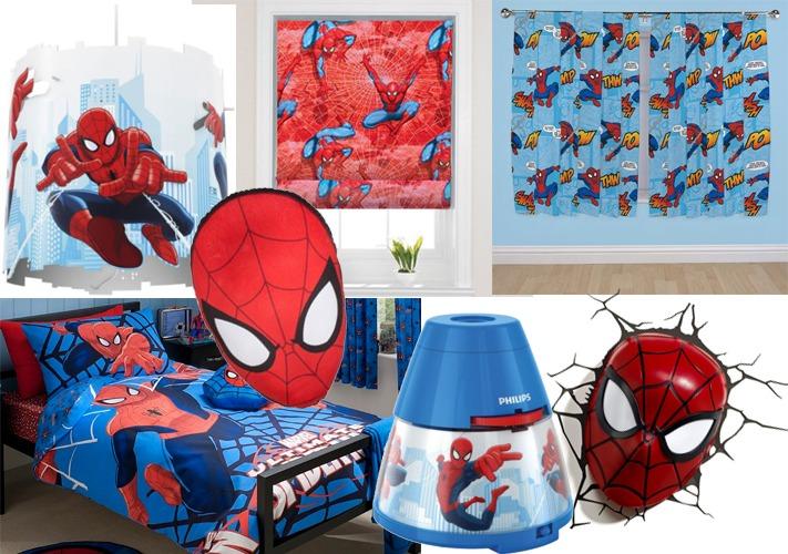 spiderman-room