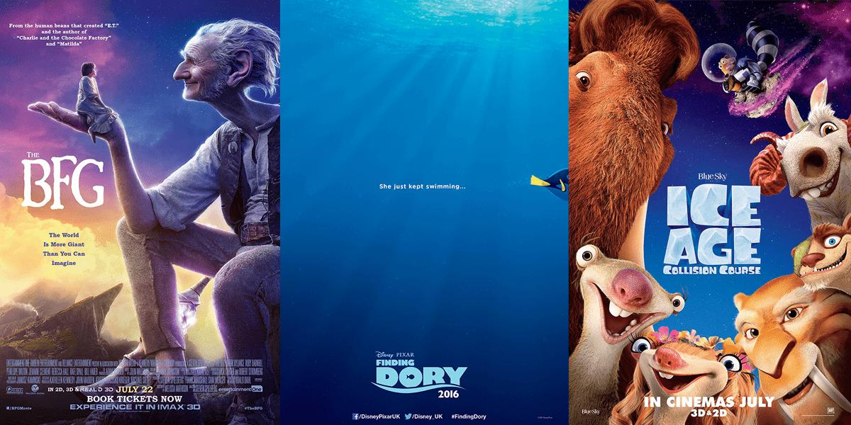 3 top films