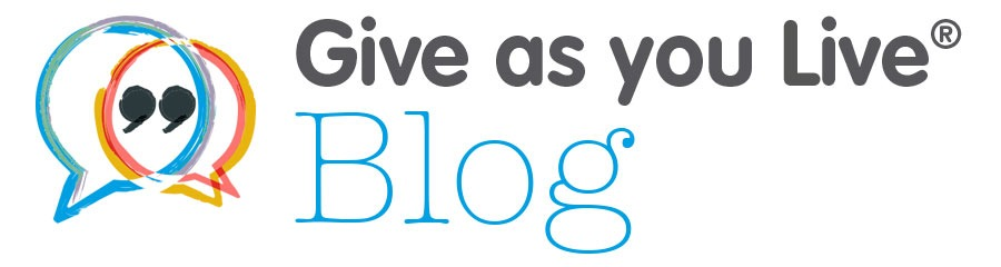 Give as you Live Blog