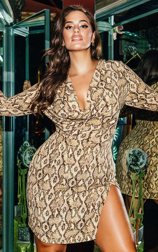 Prettylittlething Starring Ashley Graham Give As You