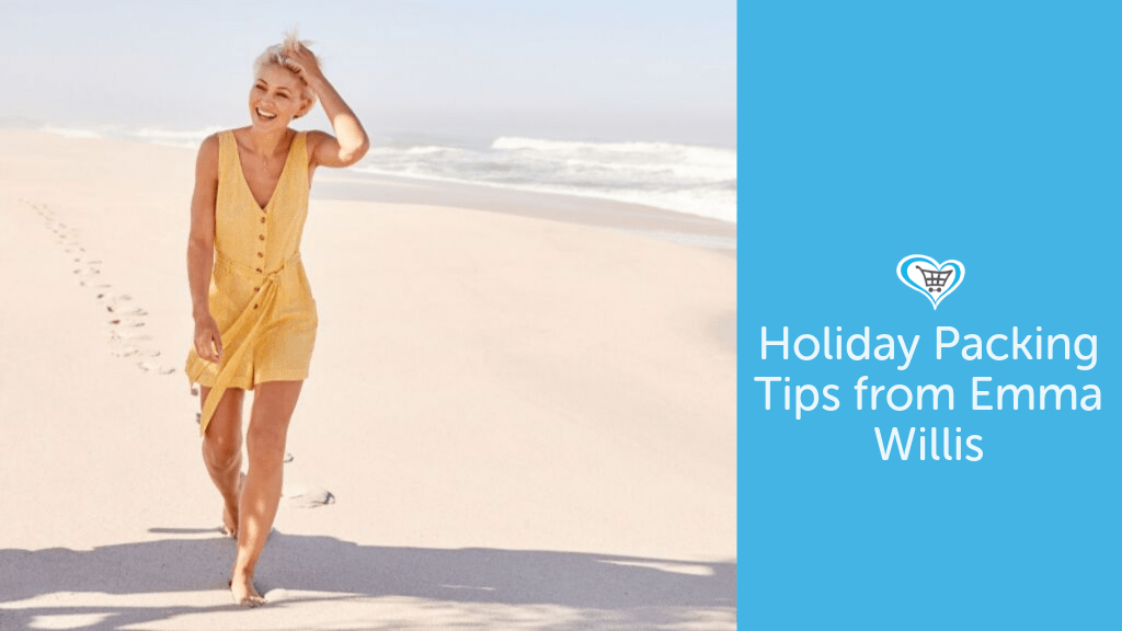 3 Must-Read Holiday Packing Tips from Emma Willis
