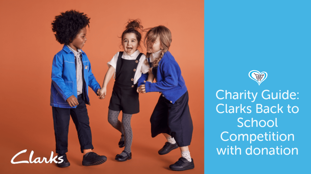 Charity Guide: Back to School Competition 2019