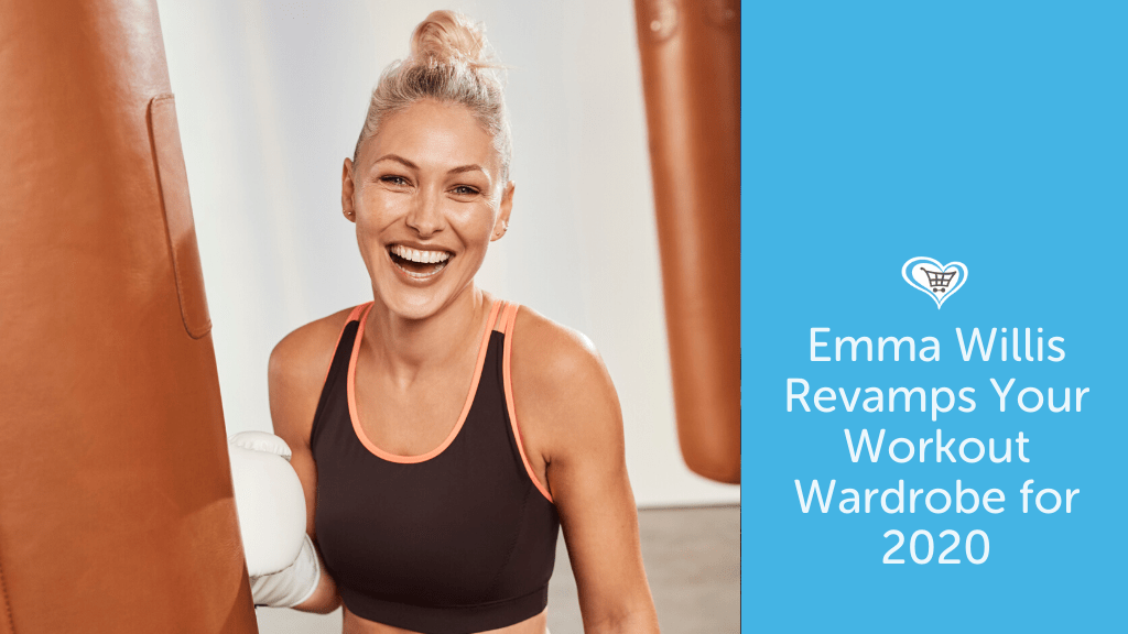 Emma Willis Revamps Your Workout Wardrobe for 2020