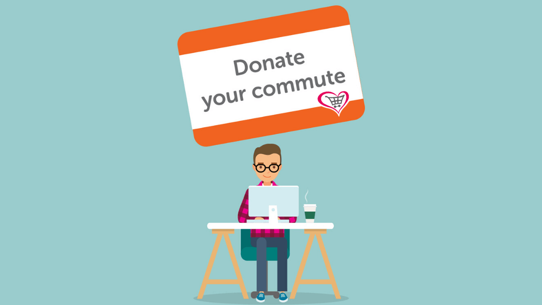 Donate Your Commute During COVID-19