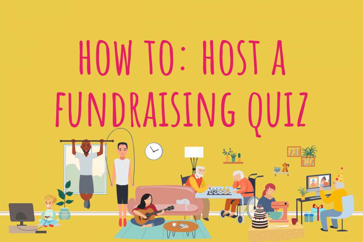 How To: Host a Fundraising Virtual Quiz