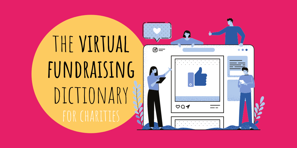 Virtual Fundraising Terminology