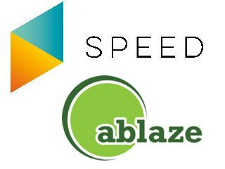Speed Communications supporting Ablaze