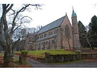 St Margarets Church Aberlour