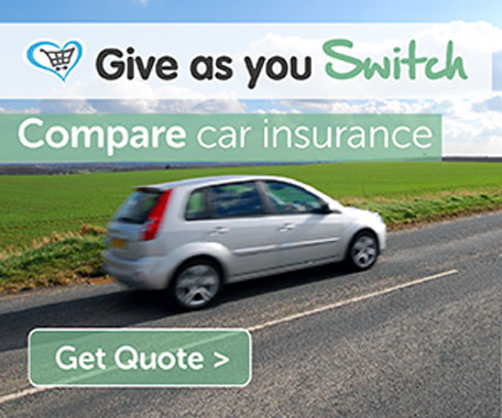 Switch car insurance banner
