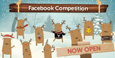 Christmas facebook competition
