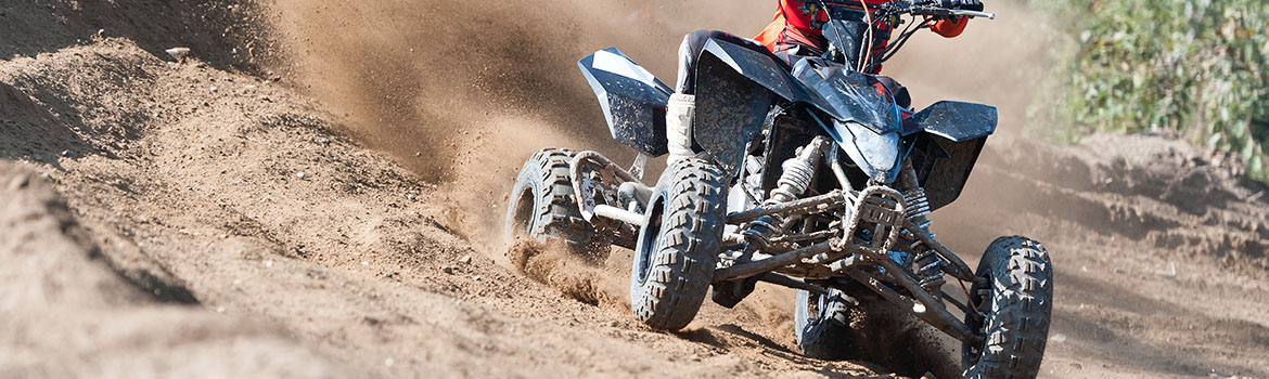 Fundraise with Give as you Switch - Quad Bike Insurance