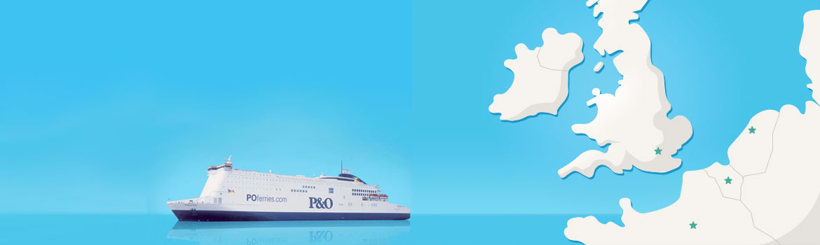 Fundraise with P&O Ferries