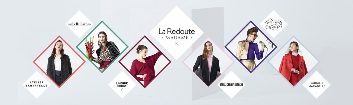 Fundraise with La Redoute