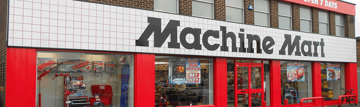 Fundraise with Machine Mart