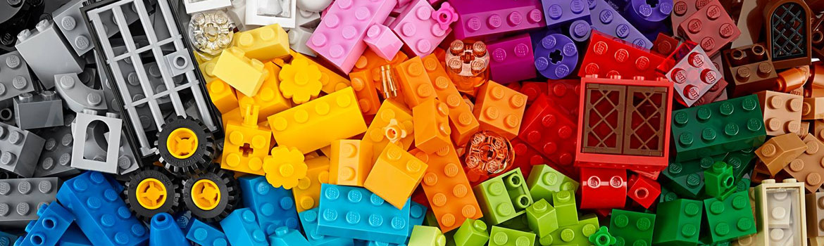 Fundraise with LEGO