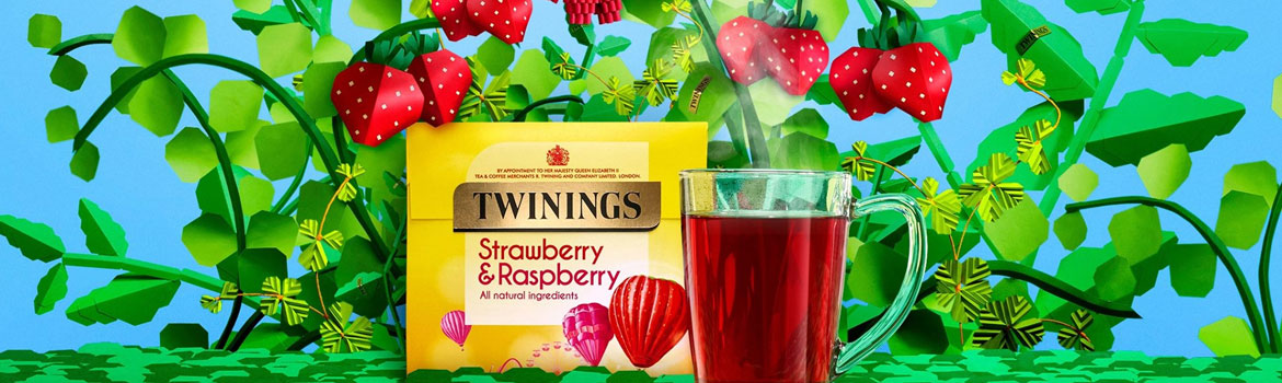 Fundraise with Twinings Teashop