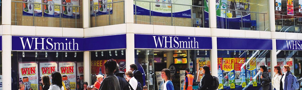 Fundraise with WHSmith