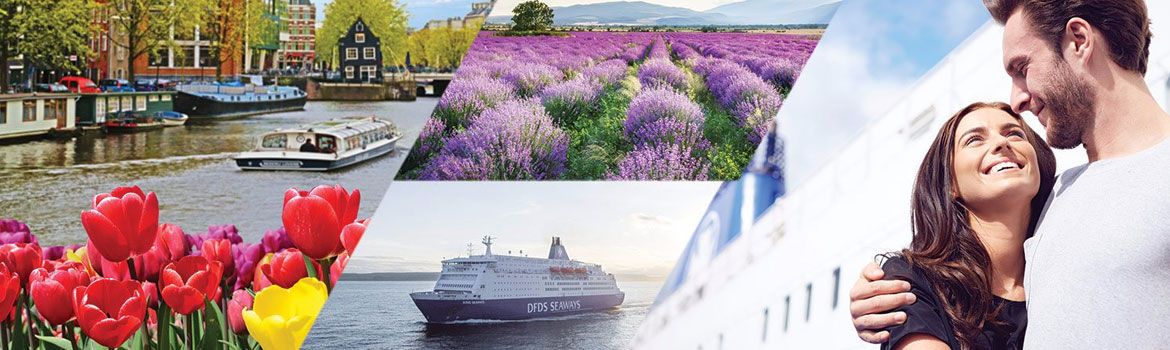 Fundraise with DFDS Seaways