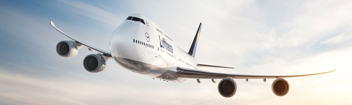 Fundraise with Lufthansa