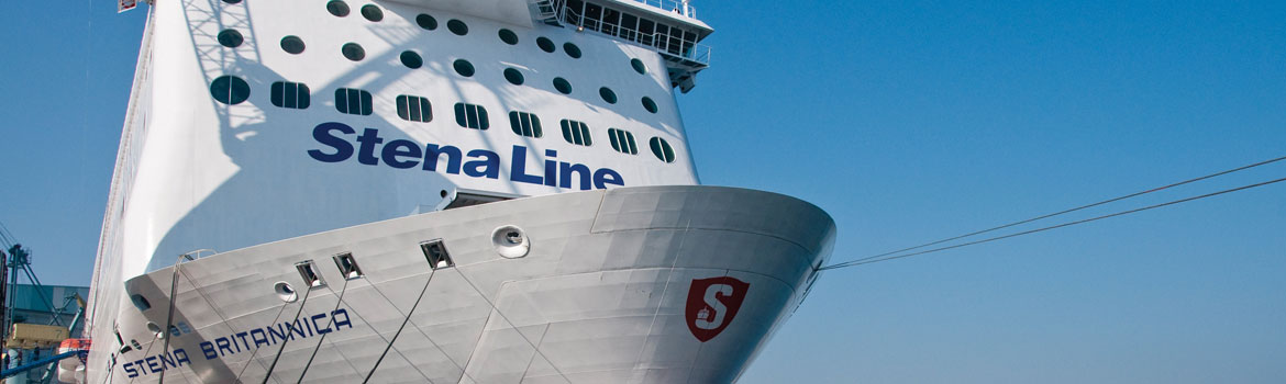 Fundraise with Stena Line