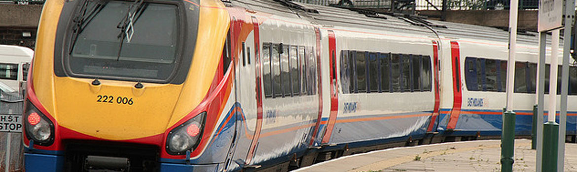 Fundraise with East Midlands Trains