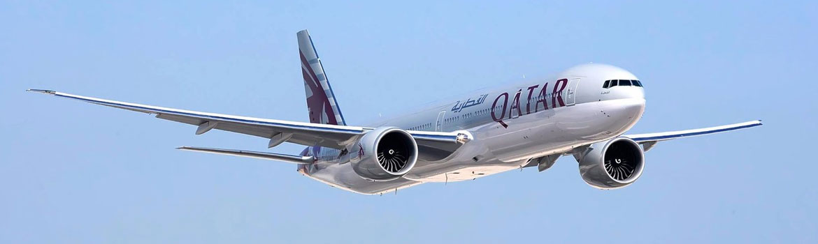 Fundraise with Qatar Airways