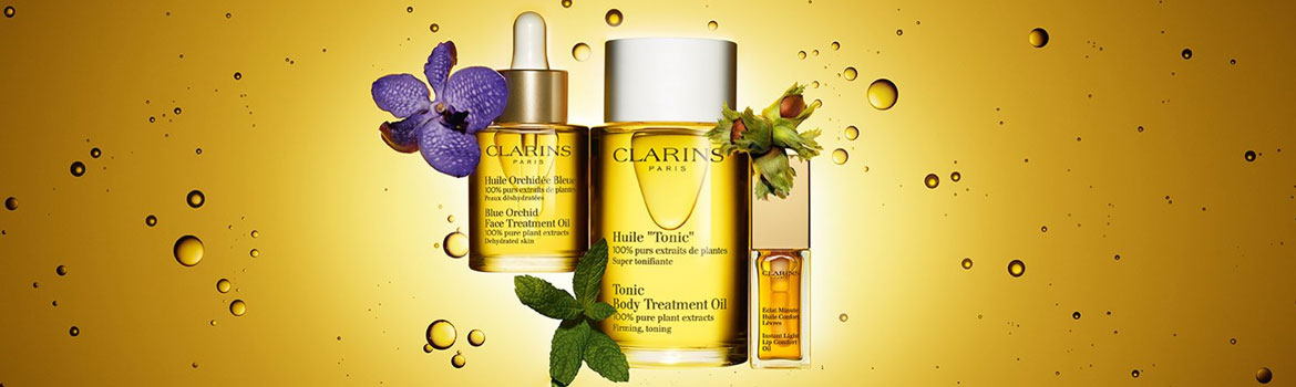 Fundraise with Clarins