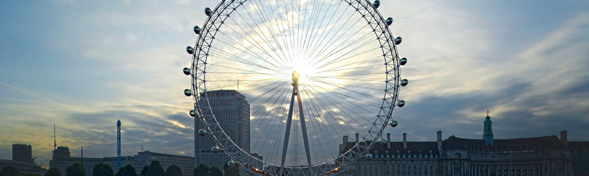 Fundraise with London Eye