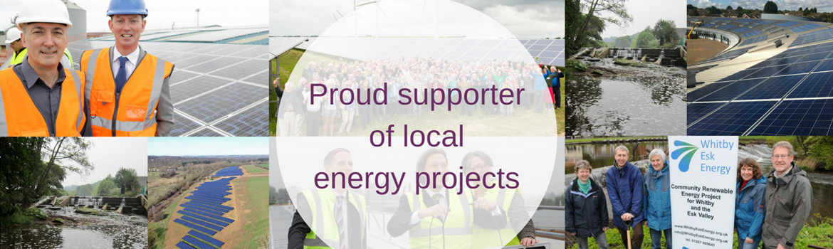 Fundraise with Co-op Energy
