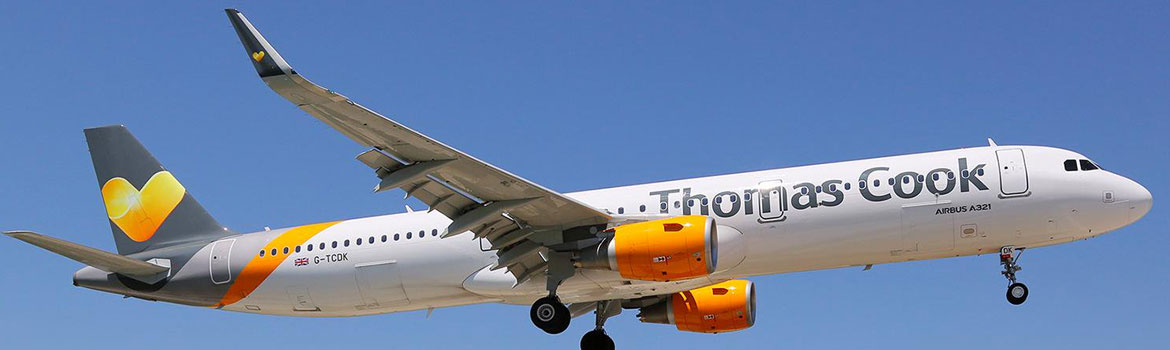 Fundraise with Thomas Cook Airlines