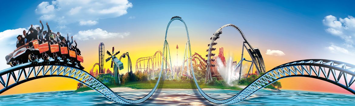 Fundraise with Thorpe Park