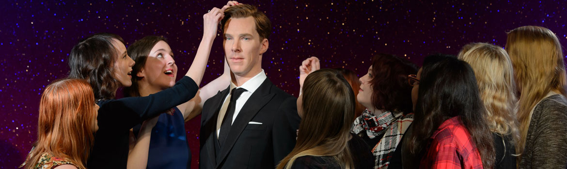 Fundraise with Madame Tussauds