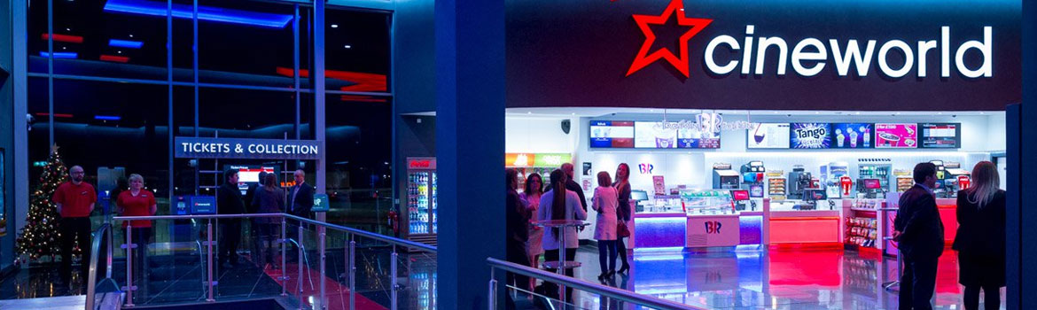 Fundraise with Cineworld