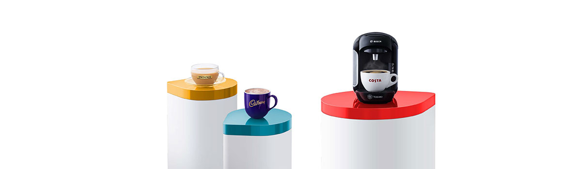 Fundraise with Tassimo