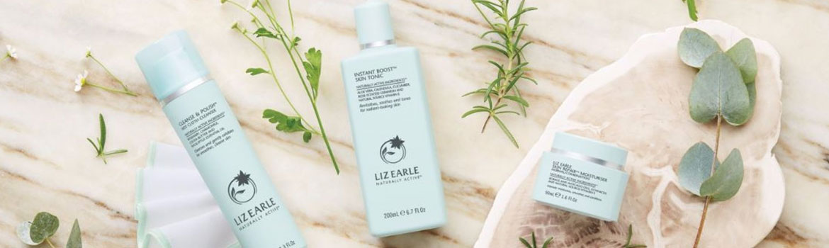 Fundraise with Liz Earle