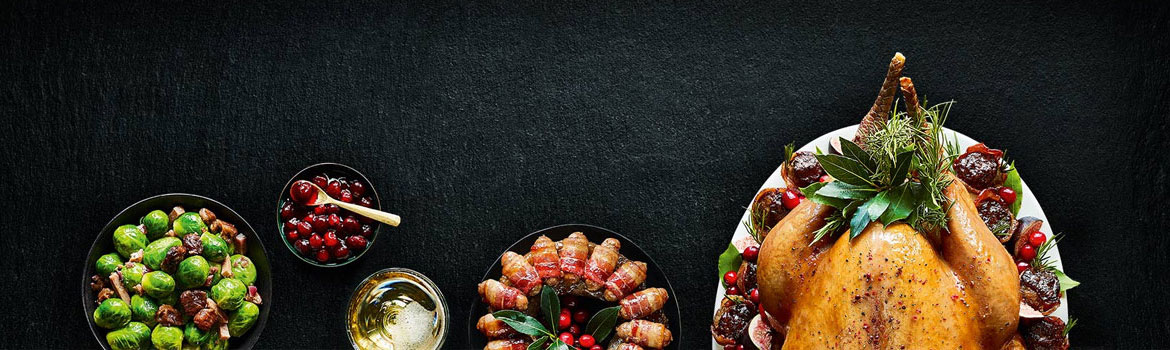 Fundraise with Marks & Spencer Christmas Food to Order