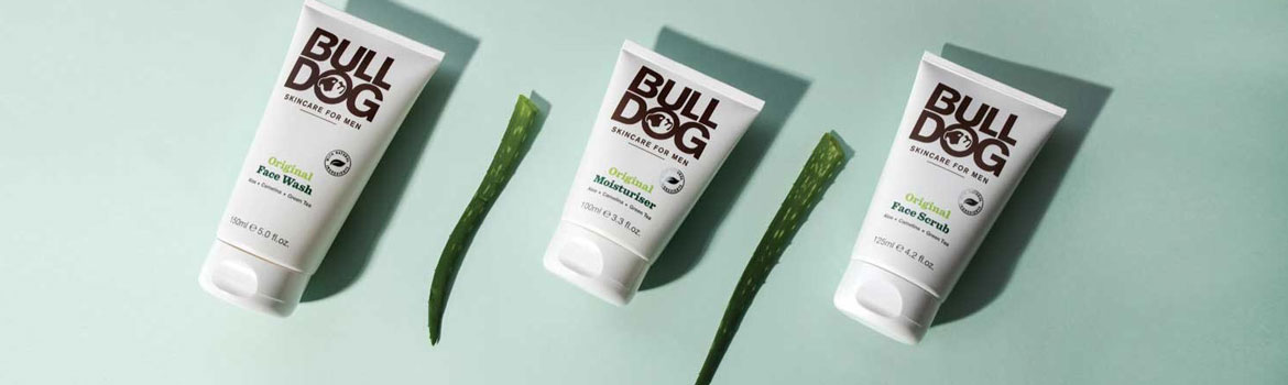 Fundraise with Bulldog Skincare