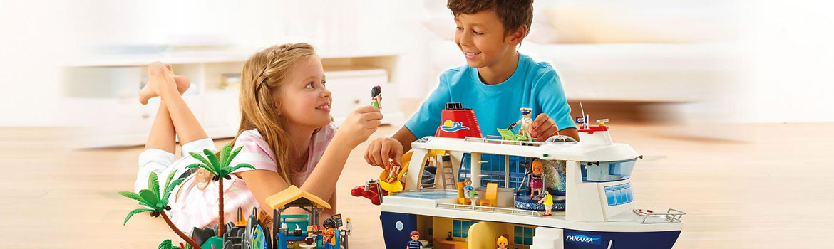 Fundraise with PlayMobil