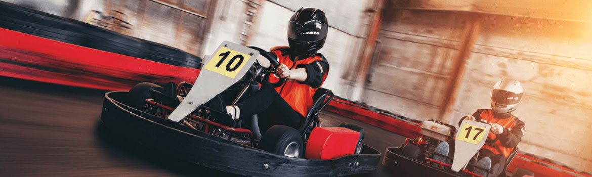Fundraise with Karting Nation