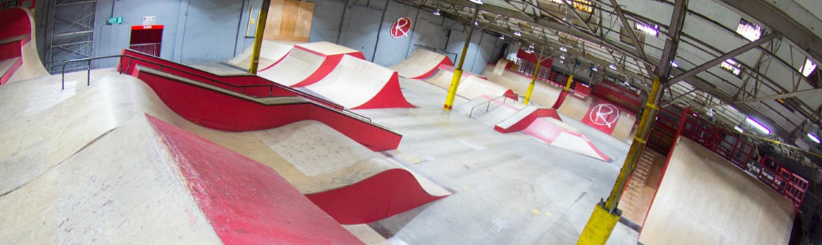 Fundraise with Rampworx
