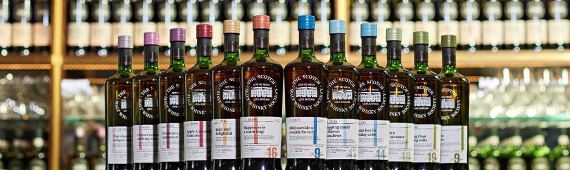 Fundraise with Scotch Malt Whisky Society